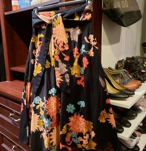 ZARA flare skirt, small